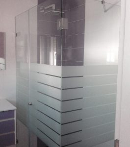 Resguardos de duche em vidro Faro